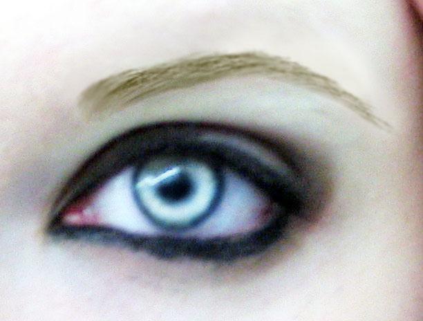 Ice Blue Eyes Human Ice Blue Eyes