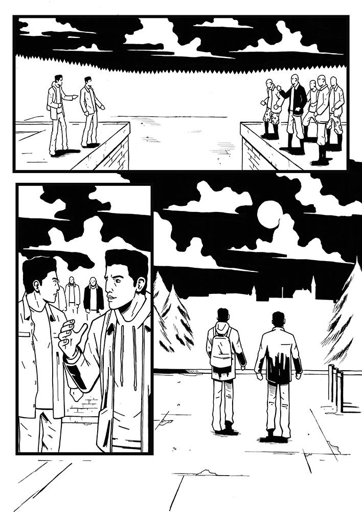 Karim promo comic page 6 by AnttiKosonen