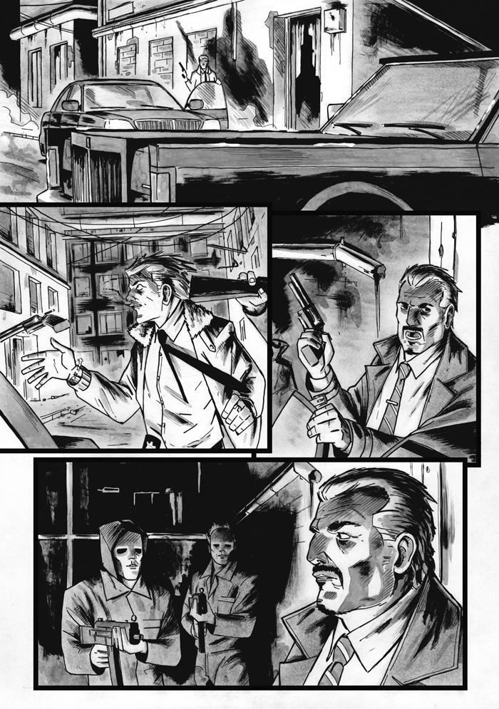 Monkey Business Page 5 by AnttiKosonen