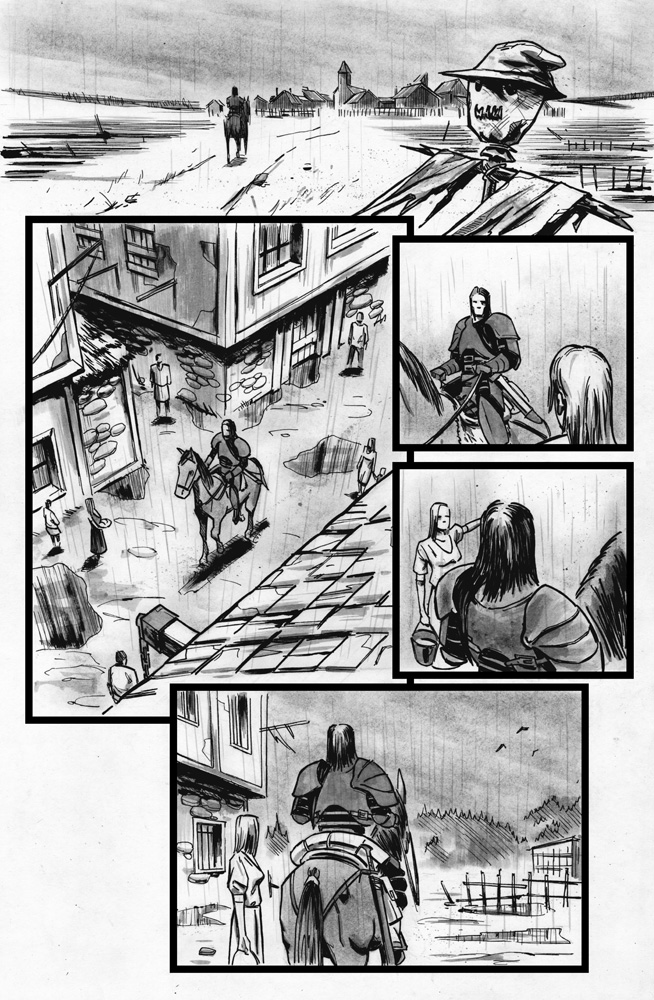 Slayer Of Beasts Page 1 by AnttiKosonen