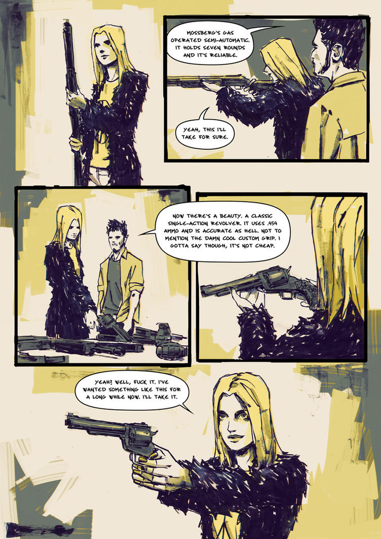 Jane The Killer Page 3 by AnttiKosonen