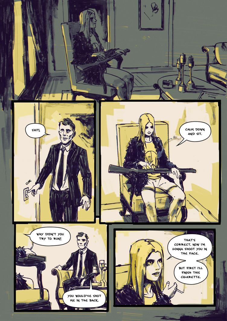 Jane The Killer Page 4 by AnttiKosonen