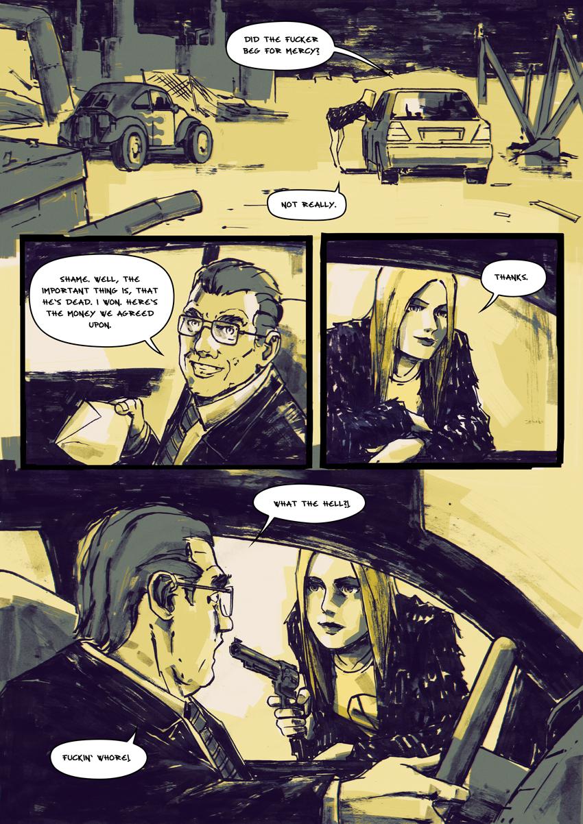Jane The Killer Page 8 by AnttiKosonen