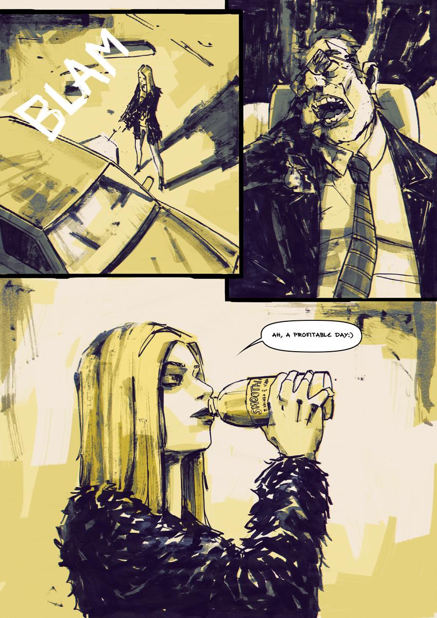 Jane The Killer Page 9 by AnttiKosonen