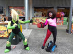 Supanova 2017: Garnet and Peridot 2