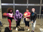 Supanova 2017: Group shot 2 (ft Bad Pearl!)