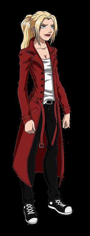 Young Justice Dark: Abigail Constantine