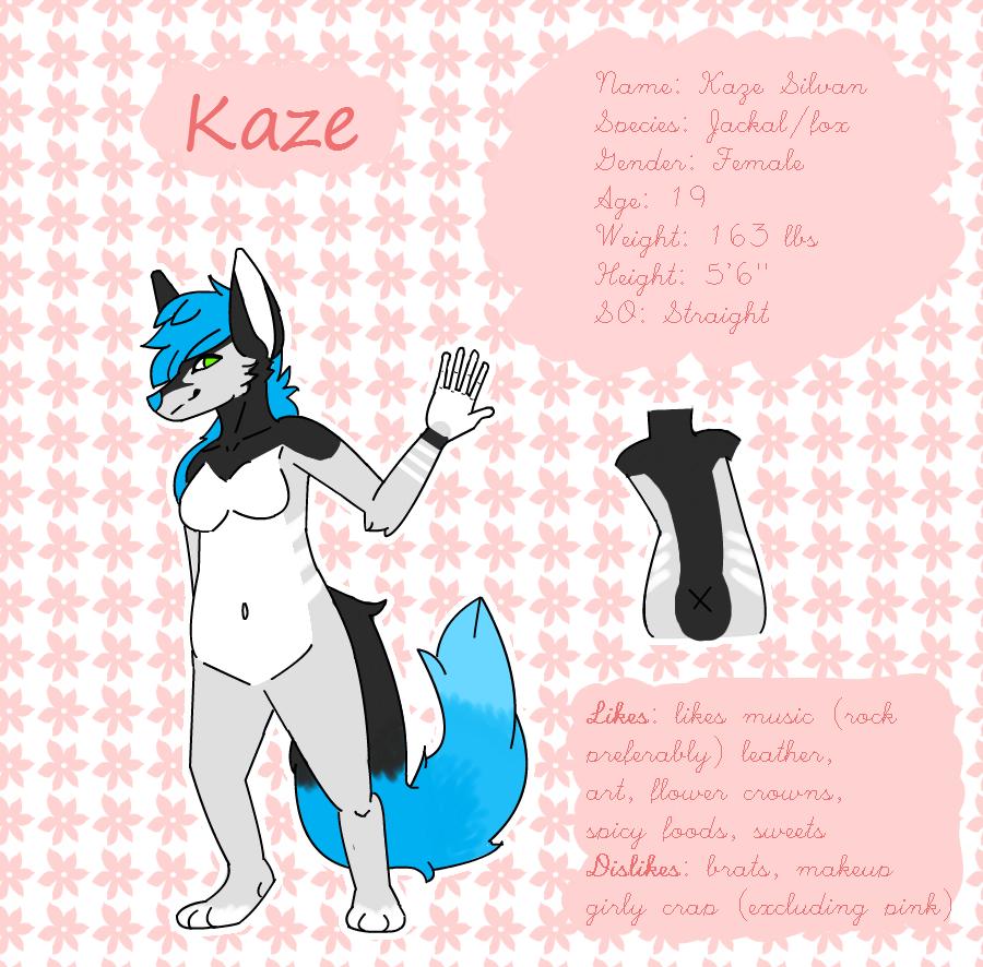 Kaze's Refs Kaze_reference_2015_by_hyfoxide-d8q0k0z