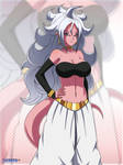 Android 21 #4