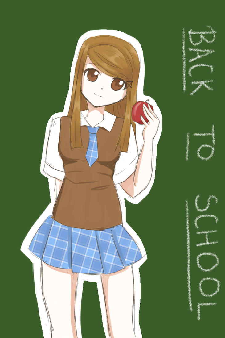 Back to School by Pinny