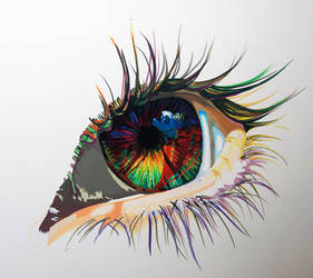 120+ Color Eye by ebkari