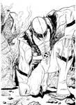 Wolverine by Soske-jima