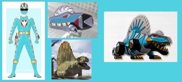 Cyan Dino Thunder Ranger by Greencosmos80 on DeviantArt