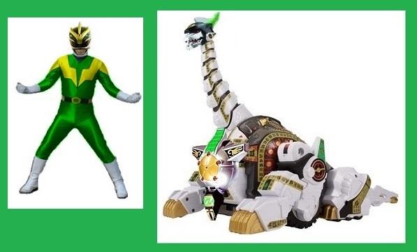 Mighty Morphin Ninja Green Ranger by Greencosmos80 on DeviantArt