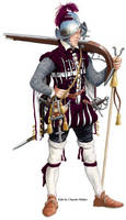 (Empire) Imperial Musketeer 1