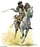 (Khashabar) Akbarid Cavalryman 1