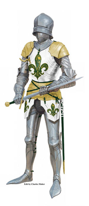 (Aquitaine) Williamson Knight 1