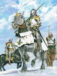 (Aquitaine) Williamson Knights 6