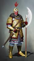 (Rus'skaya) Vasily IV, 21st Tsar of Rus'skaya