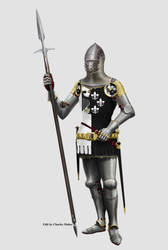 (Aquitaine) Lorieux Knight 2