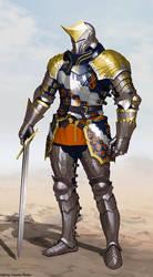 (Aquitaine) Gallois Knight 2