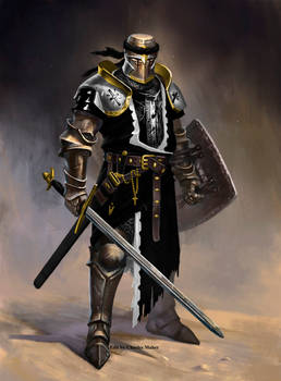 (Aquitaine) Clemenceau Knight 2