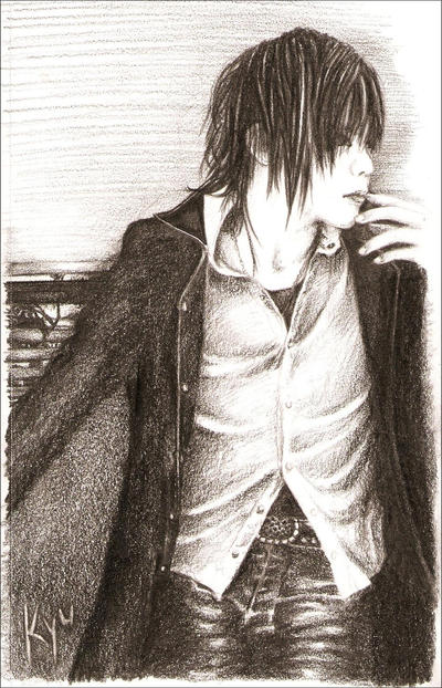 Gazette Decade on Kai Gazette By  Kyunai On Deviantart