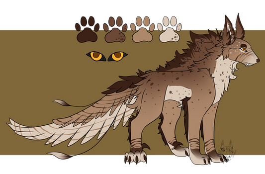 Potoo   Custom Skera