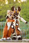 Woyote and Hatari 2 by WMW66-costumes