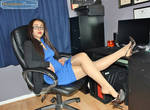 New Position in the Company by PantyhoseClass