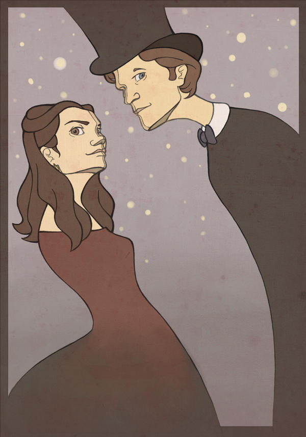 Clara Who Doctor Who by mustamirri