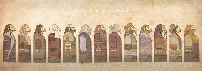 Thirteen Dwarves