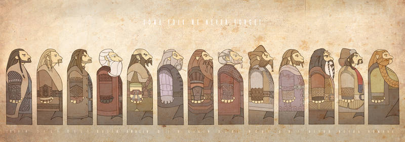Thirteen Dwarves