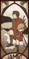 James Robert McCrimmon by mustamirri