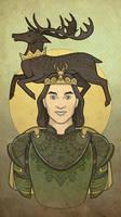 Renly Baratheon by mustamirri