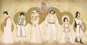 The Royal Family of Saillune