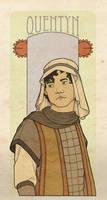 ADwD - Quentyn Martell by mustamirri