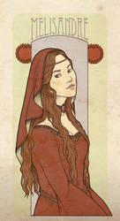 ADwD - Melisandre by mustamirri