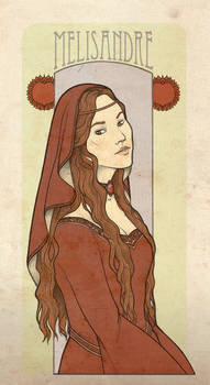 ADwD - Melisandre