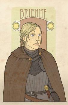 AFfC - Brienne of Tarth