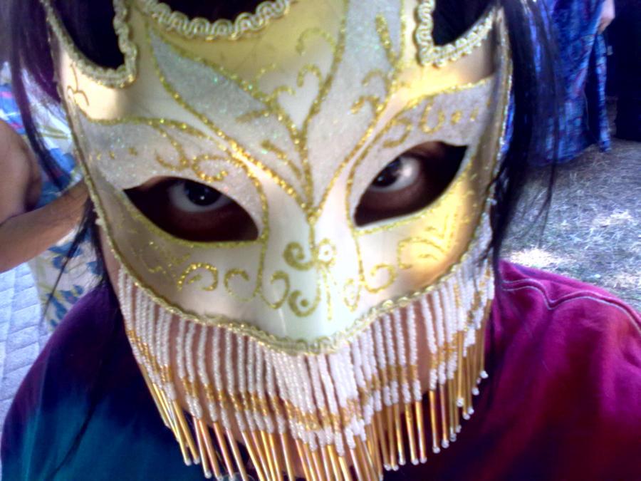 The Masked Chocobo by ninjachocobogirl