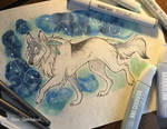 Spirit Wolf Commission