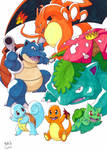 Generation One Starters