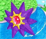Gliding Through Water