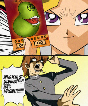 The Biting Pear of Salamanca, Obliterate!!!