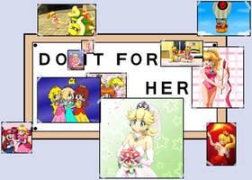 Do It For Princess Peach