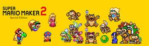 Super Mario Maker 2 (How It Should Have Been)