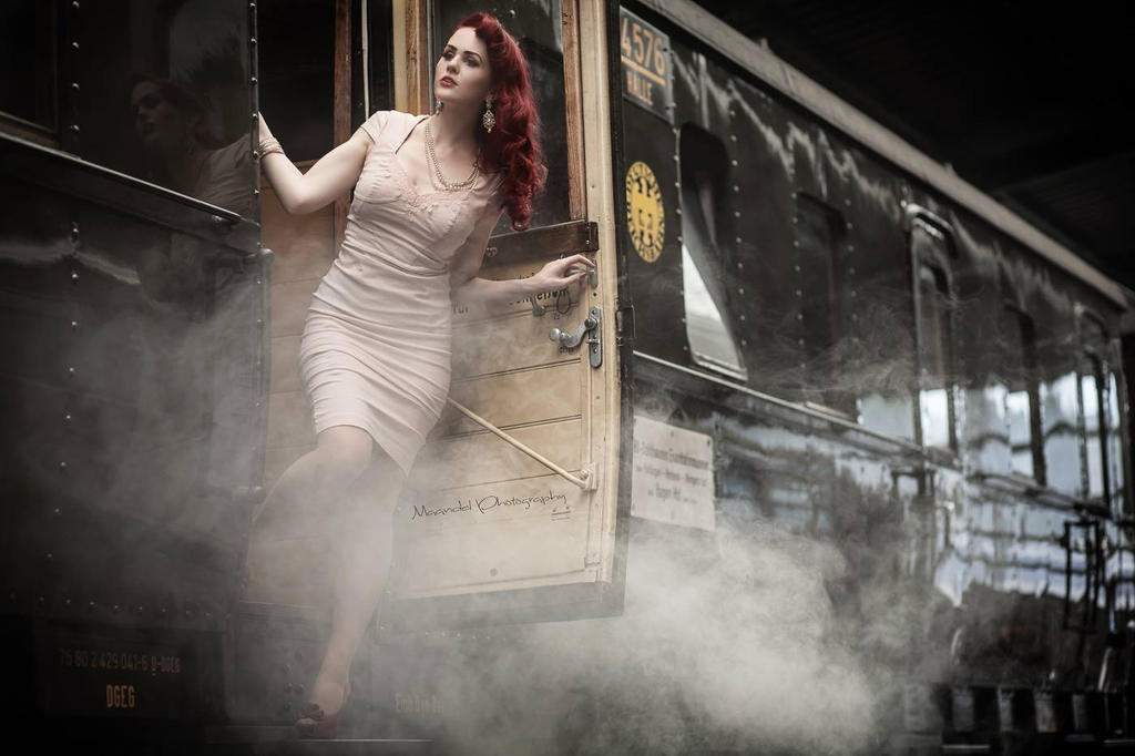The Train Kept A  Rollin by tscharlie