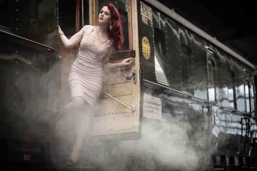 The Train Kept A  Rollin