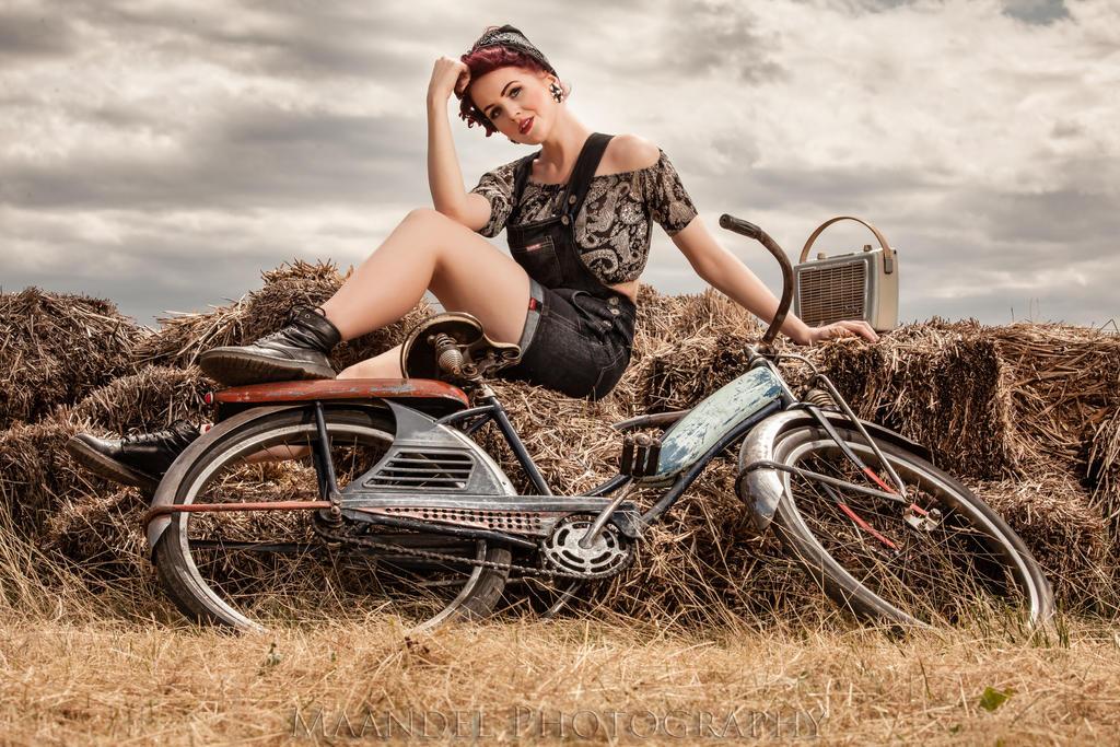 The Bike by tscharlie